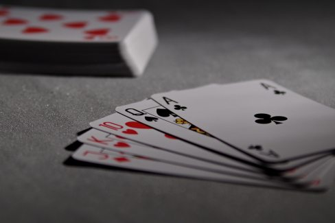 ace-cBlog - God dealt mea a royal flush